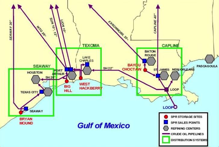 Image result for strategic oil reserves